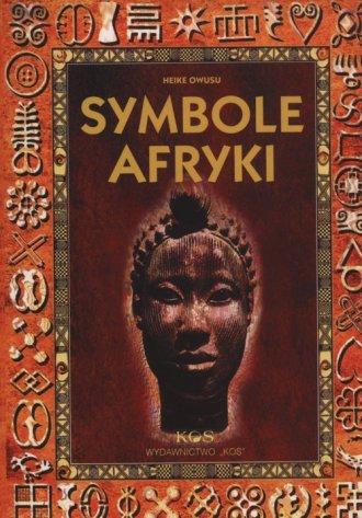 Symbole Afryki - okładka książki