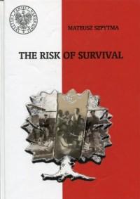 The risk of survival. Wspólny los - okładka książki