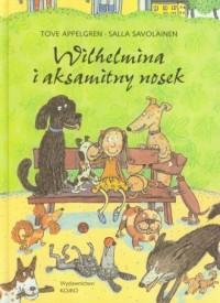 Wilhelmina i aksamitny nosek - okładka książki