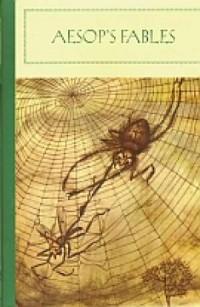 Aesop s Fables - okładka książki