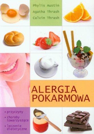 Alergia pokarmowa - okładka książki