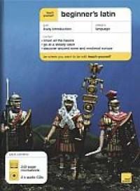 Beginner s latin. Coursebook (+ 2 CD) - okładka książki