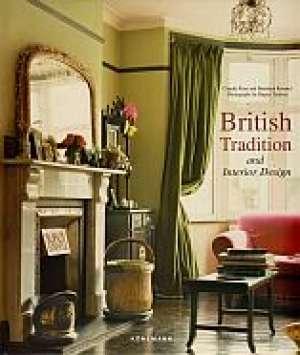 British Tradition and Interior - okładka książki