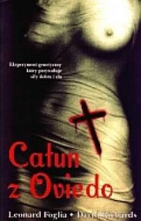 Całun z Oviedo - okładka książki
