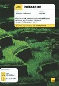 Indonesian. Coursebook (2 CD) - okładka książki