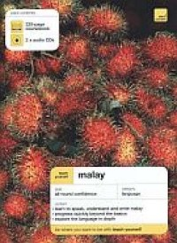 Malay. Coursebook (2 CD) - okładka książki