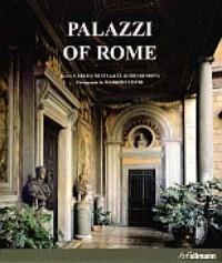 Palazzi of Rome - okładka książki