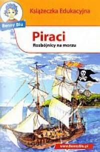 Piraci. Książeczka edukacyjna - okładka książki