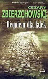Requiem dla lalek - okładka książki