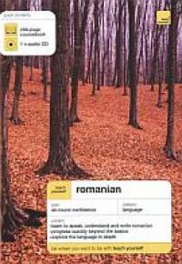 Romanian. 2 CD and coursebook - okładka książki
