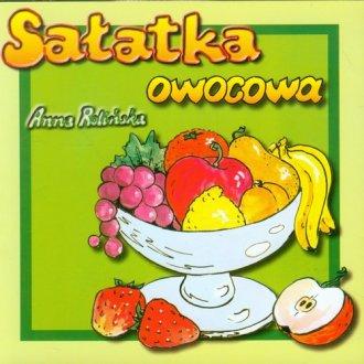 Sałatka owocowa - okładka książki