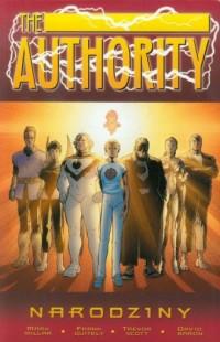 The Authority. Narodziny. Tom 4 - okładka książki