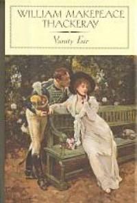 Vanity Fair - okładka książki