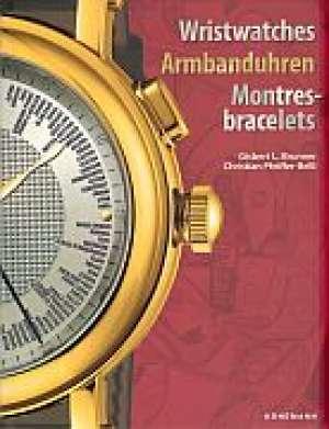 Wristwatches. Montresbracelets - okładka książki