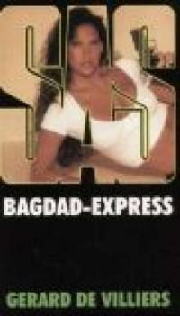 Bagdad-Express - okładka książki