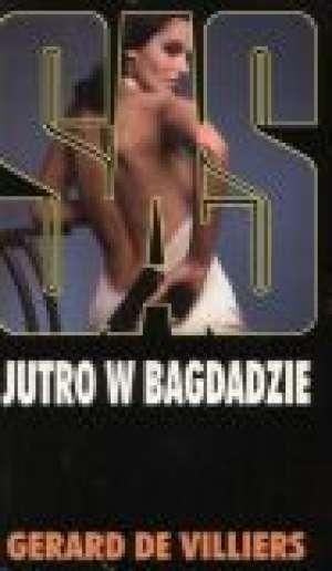 Jutro w Bagdadzie - okładka książki