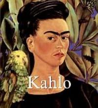 Kahlo 1907-1954 - okładka książki