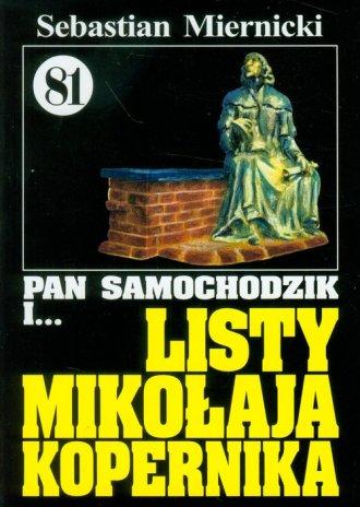 Pan Samochodzik i ... Listy Mikołaja - okładka książki