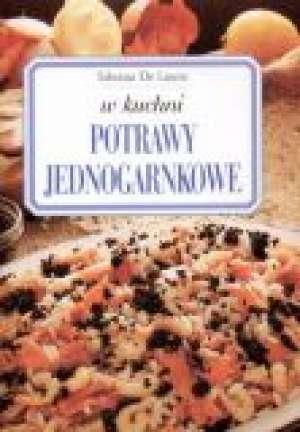Potrawy jednogarnkowe - okładka książki