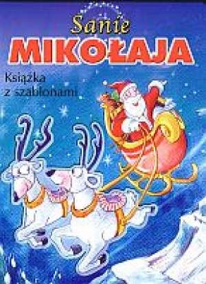 Sanie Mikołaja - okładka książki
