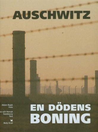 Auschwitz. Rezydencja śmierci (wersja - okładka książki