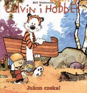 Calvin i Hobbes. Tom 3. Jukon czeka - okładka książki