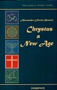 Chrystus a New Age - okładka książki