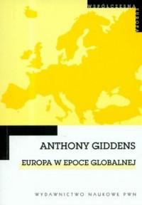Europa w epoce globalnej - okładka książki