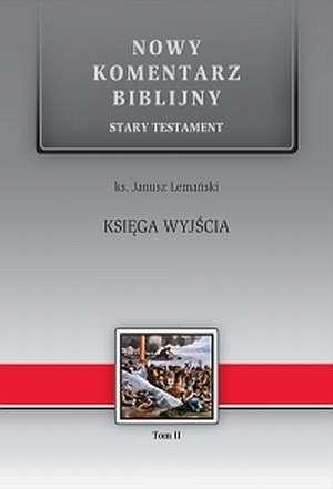 Księga Wyjścia. Stary Testament. - okładka książki