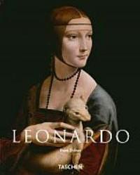 Leonardo - okładka książki