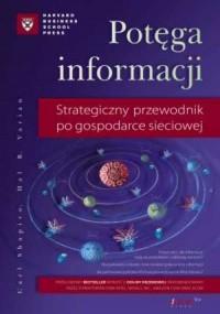 Potęga informacji - okładka książki