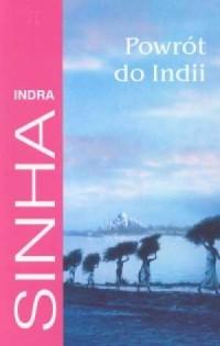Powrót do Indii - okładka książki