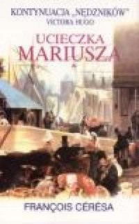 Ucieczka Mariusza - okładka książki