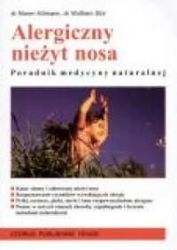 Alergiczny nieżyt nosa - okładka książki