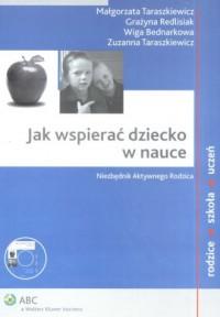 Jak wspierać dziecko w nauce - okładka książki