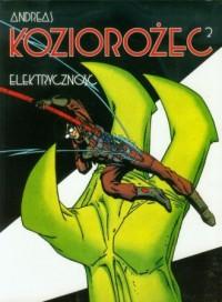 Koziorożec 2. Elektryczność - okładka książki