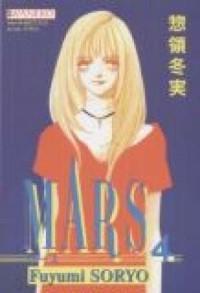 Mars cz. 4 - okładka książki