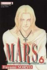 Mars cz. 6 - okładka książki