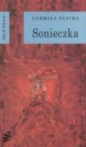 Sonieczka - okładka książki