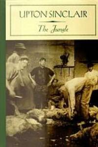 The Jungle - okładka książki