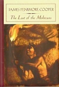 The Last of the Mohicans - okładka książki