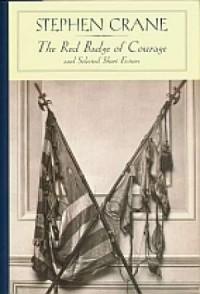 The Red Badge of Courage and Selected - okładka książki