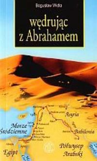 Wędrując z Abrahamem - okładka książki