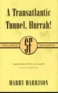 A transatlantic tunnel, hurrah! - okładka książki