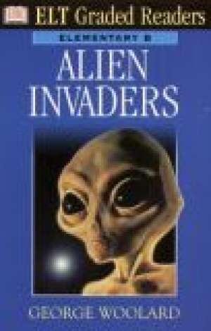 Alien invaders - okładka książki