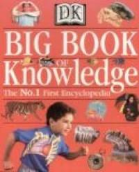 Big book of knowledge - okładka książki