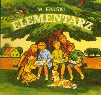 Elementarz (reprint wydania 15) - okładka podręcznika