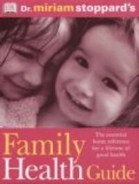 Family health guide - okładka książki
