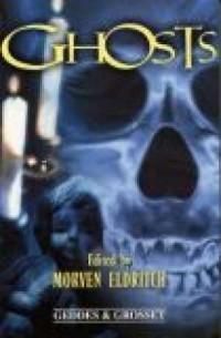 Ghosts - okładka książki