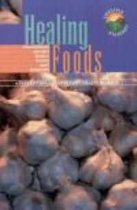 Healing Foods - okładka książki